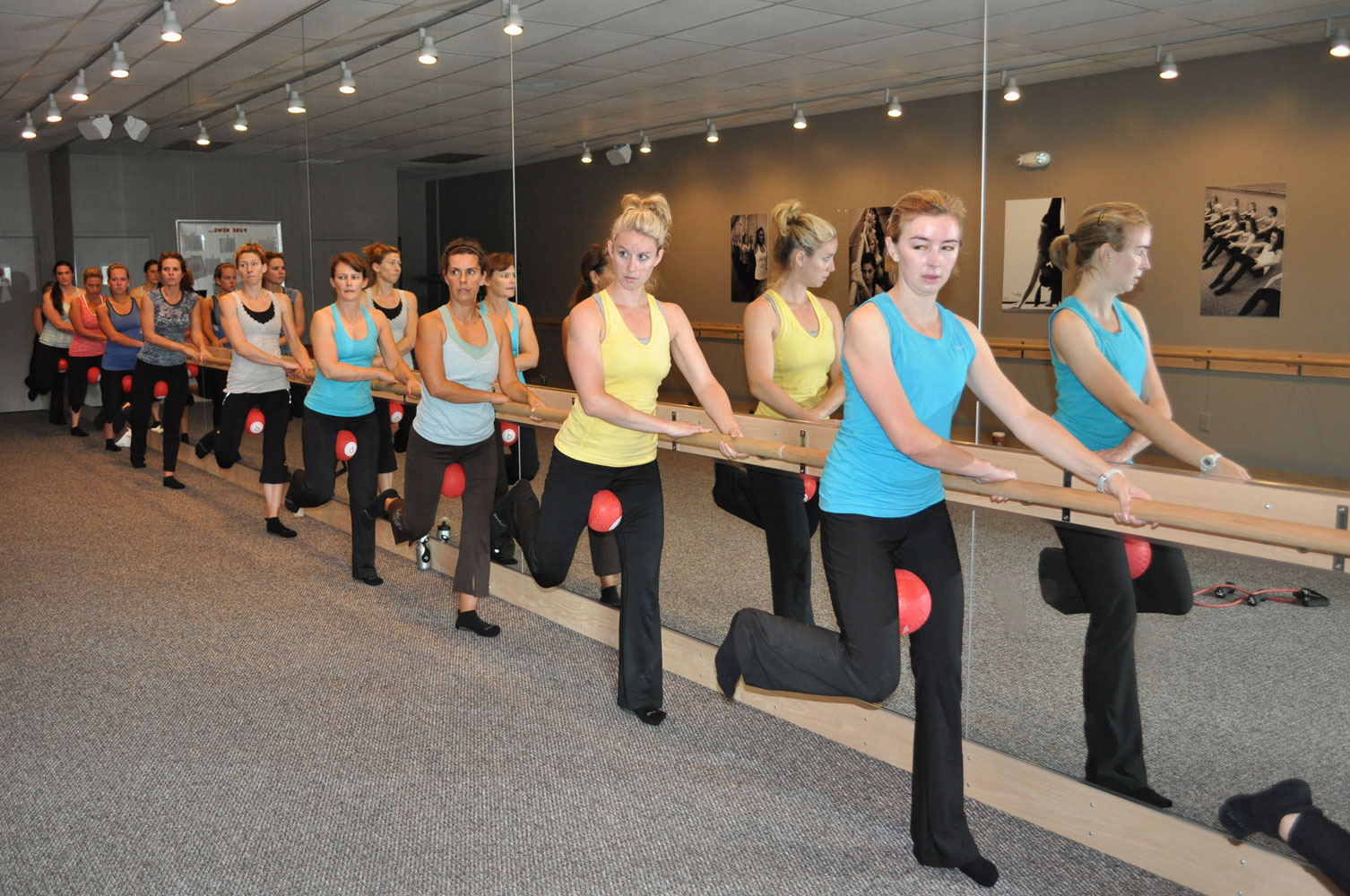 Workout Spotlight: Pure Barre Workout Spotlight: Pure Barre new images